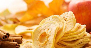 طرز تهیه آناناس حبه ای خشک شده