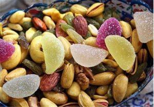 فروش آجیل ارزان عید 98