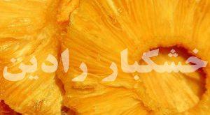 خرید و فروش میوه خشک آناناس و نارگیل