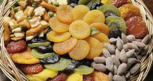 صادرات خشکبار از ایران