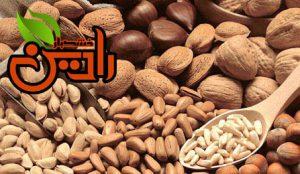 قیمت روز انواع بادام